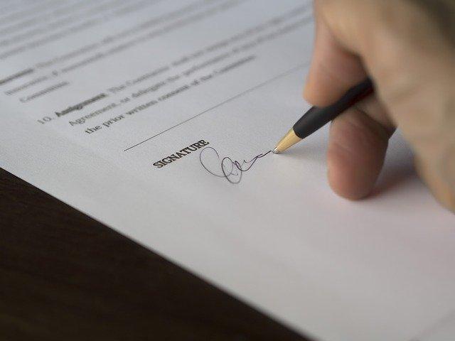 signature pret in fine